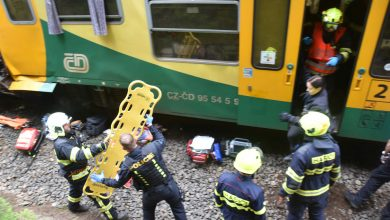 Photo of One killed, dozens injured in second Czech train collision