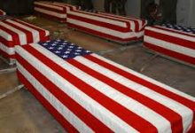 Photo of US soldier killed in road accident in southwestern Afghanistan