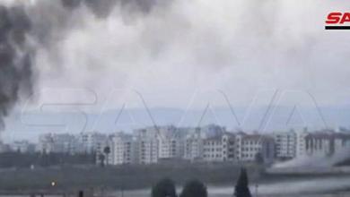 Photo of Turkish Forces, Allied Terrorists Attack al-Nowaihat Village, North of Hasaka: SANA