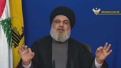 Photo of Sayyed Nasrallah Addresses US Ambassador to Lebanon: Respect Yourself, Keep Respectful
