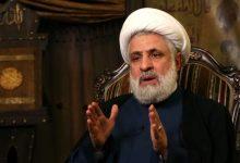 Photo of Sheikh Qassem: US Imposes Starvation Policy on Lebanon for Sake of 'Israel'