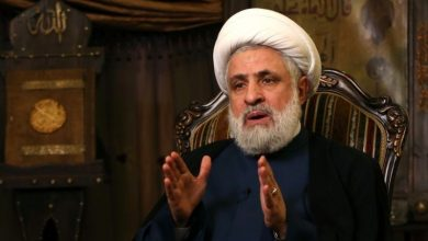 Photo of Sheikh Qassem: US Imposes Starvation Policy on Lebanon for Sake of 'Israel'