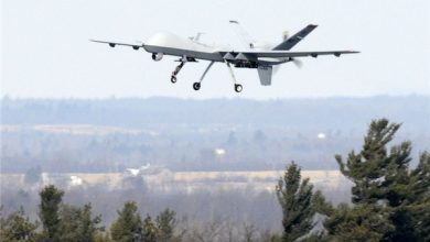 Photo of Yemeni Army Downs Great Satan US Spy Drone