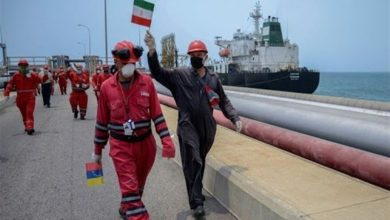 Photo of Iran's Caracas Envoy Denies Report on Seizure of Iranian Tankers