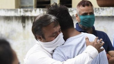 Photo of Fire Kills 7 Coronavirus Patients in India COVID-19 Facility