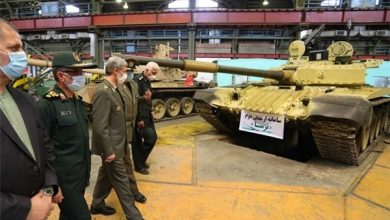Photo of Iranian DM Unveils Special Line to Upgrade Tanks