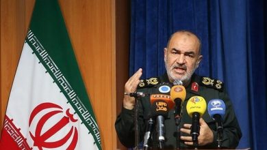 Photo of Maj. Gen. Salami: All IRGC's capacities mobilized to help Lebanese people
