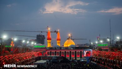 Photo of 'Imam Hussein (as) ingrained resistance to injustice in our hearts'