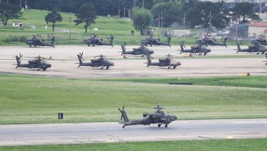 Photo of Seoul, Washington postpone drills after S Korean officer tests positive