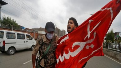 Photo of Pakistan slams Indian forces' firing at Kashmiri mourners