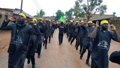 Photo of Nigerian Police attacks Imam Husein (as) mourners on Ashura