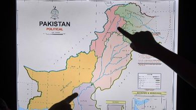 Photo of Pakistan unveils new map with all of disputed Kashmir as own territory