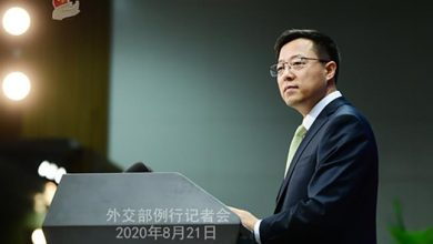 Photo of China says US push for Iran sanctions 'self-serving political manipulation'