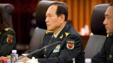 Photo of China's defense minister warns US over 'dangerous moves'