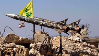 Photo of US website: 'israel' trapped in Hezbollah 'strong deterrence' net