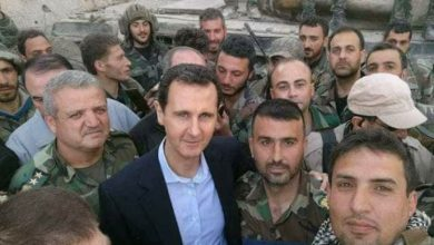Photo of Syrian President addresses army on 75th anniversary of its founding