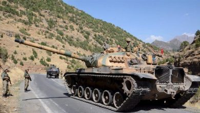 Photo of Turkish Army sends large armored convoy to Syria's Idlib