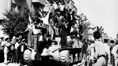 Photo of Report shows how MI6 was given free hand in 1953 Iran coup