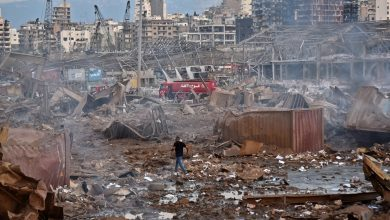 Photo of Beirut blast: Two-week state of emergency declared in 'disaster-stricken' city