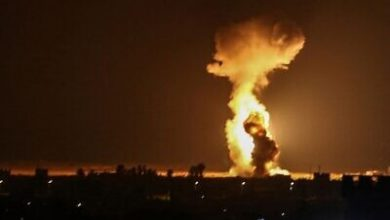 Photo of Zionist Regime Strikes Gaza, Accidentally Hits Own Dairy Farm