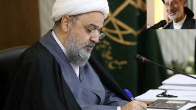 Photo of Huj. Shahriari offers condolences over passing of Iranian Sunni cleric
