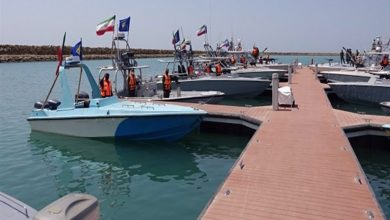 Photo of Iran's IRGC opens new naval base at Strait of Hormuz