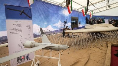 Photo of IRGC Navy Gets New Combat, VTOL Drones