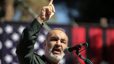Photo of IRGC Commander: US Incapacitated, Withdrawing from Region