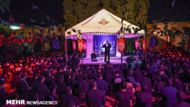 Photo of IN PICTURES: Mourning ceremony of martyrdom of Imam Sajjad (as) held in Shiraz