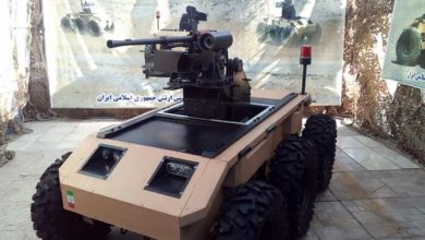 Photo of Iran Army Ground Force unveils military robot among 7 new achievements