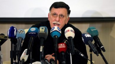 Photo of Libya's Prime Minister Sarraj to resign soon: Report
