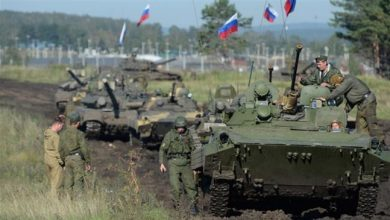 Photo of Russia launches Kavkaz-2020 military drills, featuring forces from Iran, China