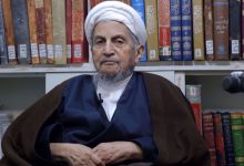 Photo of Leader offers condolences on passing away of Ayatollah Saanei