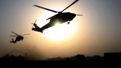 Photo of US chopper crashes in northeastern Syria: SANA