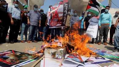 Photo of Fury in Palestine, Bahrain over 'deals of shame' with zionist israeli regime