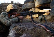 Photo of Heavy fighting continues between Armenia and Azerbaijan in Karabakh