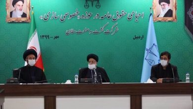 Photo of Individuals behind economic corruption have nowhere to flee: Iran Judiciary chief