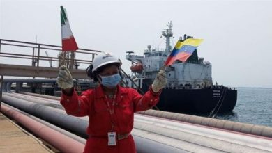 Photo of First Iranian condensate cargo reaches Venezuela in blow to US