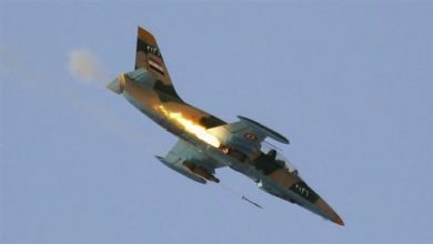 Photo of Syrian jets destroy ISIS dens in central Syria