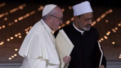 Photo of Linking terrorism to Islam shows ignorance: Imam of Egypt's Al-Azhar