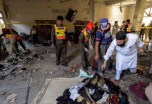 Photo of Peshawar's deadly day: Huge blast hits Pakistani religious school