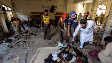 Photo of Peshawar's deadly day: Huge blast hits Pakistani religious school