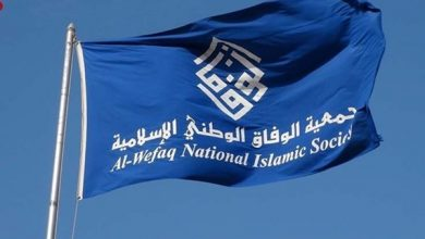 Photo of Al-Wefaq Asks Int'l Society to Force Al-Khalifa to Hold Referendum on Ties with Israel