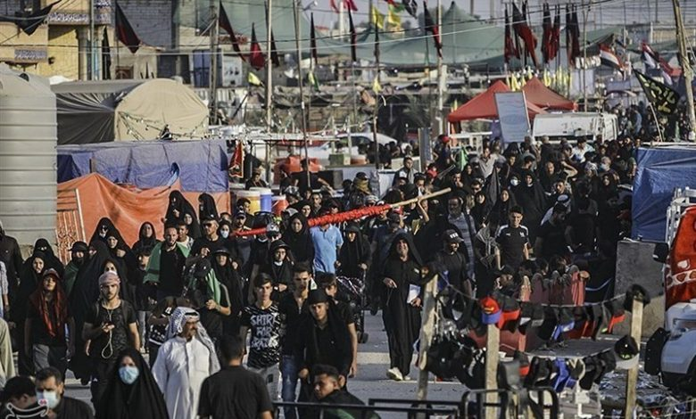 Photo of IN PICTURES: Iraqis Mark Arbaeen in Shadow of Pandemic