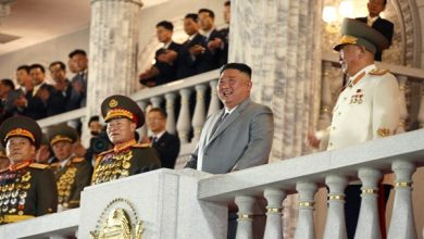 Photo of North Korea Unveils New Ballistic Missile, Vows Strong Response to 'Hostile Forces'