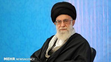 Photo of Imam Sayyed Ali Khamanei: Insulting Prophet permissible but doubting Holocaust a crime?