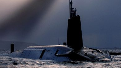 Photo of 'Drunken' submariner raises doubts about safety of UK's nuclear deterrence