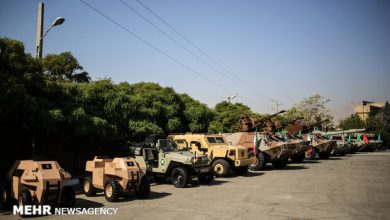 Photo of Iran Army units dispatched to NW Iran borders: cmdr.