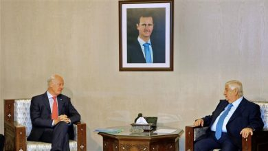 Photo of Syrian people bear sole responsibility for country's future: FM Muallem