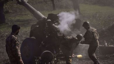Photo of Clashes continue in Nagorno-Karabakh despite truce deals